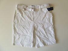 NEW Women's KAREN SCOTT White Shorts size 12