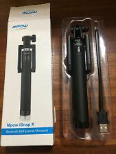 Mpow iSnap X - Bluetooth Self-portrait Monopod - Telescopic Stick