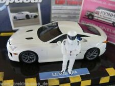 1/43 Minichamps Lexus LFA Top Gear weiß