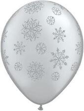Ovale Partyballons für Weihnachten