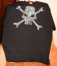 """GOTH"" STYLE T-SHIRT>FRUIT OF THE LOOM>HEAVY COTTON>2X LARGE>NEW>FREE U.S. SHIPP"