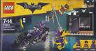 LEGO THE BATMAN MOVIE 70902 CATWOMAN CATCYCLE CHASE new nuovo NIB Batgirl Robin