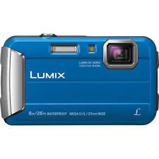 Panasonic  LUMIX FT30 16.0 MP Digital Camera - Blue