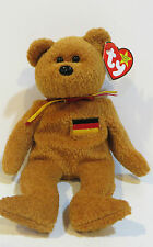 BEANIE BABIES - GERMANIA / ERRORS