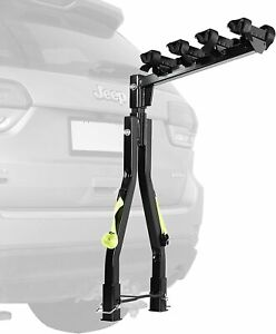 CD Quick Release Bike A Frame Twin Pole Bicycle Car Rack Tow Ball Mount SUV Trai