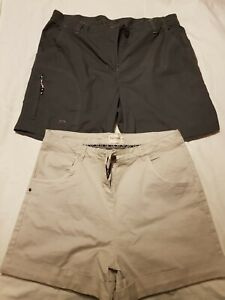Trespass and Saltrock Shorts