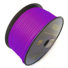 Sound Quest SQVLP18PU 18 Ga Sq Purple Primary Cca Car Audio Power / Ground Wire