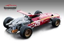 1:18 Tecnomodel #26 1968 312 Ferrari, French GP Jacky Icks  Limited Edition