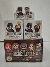 Full Box Funko Mystery Mini DC Justice League Blind Box, 12 minis in display box