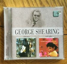 George Shearing - Latin Lace/Latin Affair CD Capitol/EMI (2-on-1 series)