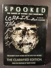 Spooked - The Ghosts of Waverly Hills Sanatorium (DVD Classified Edition) Signed