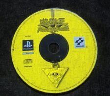 JEU Sony PLAYSTATION PS1 PS2 : YU-GI-OH! FORBIDDEN MEMORIES (loose, envoi suivi)