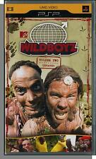 Wildboyz, Volume Two (2004, Unrated) - New 2008 UMD Video For PSP Playstation!