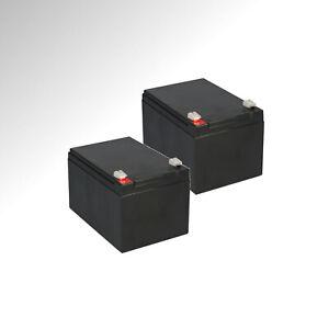 Ersatzbatterie für PEG PEREGO GAUCHO SUPERPOWER Kindergeländewagen 24Volt 12Ah
