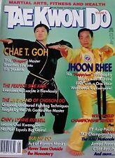 1/94 TAE KWON DO TIMES CHAE T. GOH JHOON RHEE KARATE KUNG FU MARTIAL ARTS
