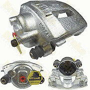 Brake Caliper Front LH Fits Jeep Cherokee Wrangler 93-01