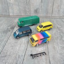 HERPA - 1:87 - 4er Set - Mercedes Benz 508 D, V-Klasse etc. - #Q34175