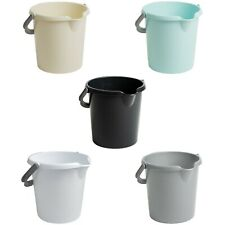 High Grade Wham Colourful 5L /10L Durable Plastic Bucket with Litre Scale