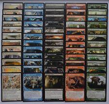 Lot des 60 cartes communes Vision de l'avenir Magic MTG françaises différentes