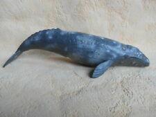 SCHLEICH 16082 grauwal Wal seetiere ca 27cm lungo n2