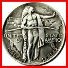 American Eagle Oregon Trail Indians USA Half Dollar Coin 1926 REVERSE