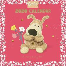 Boofle 2020 Square Wall Calendar