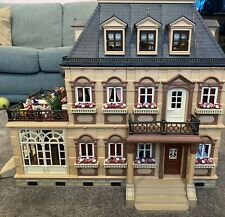 PLAYMOBIL 5300 VINTAGE VICTORIAN MANSION WITH FIGURES, FURNITURE & EXTRAS