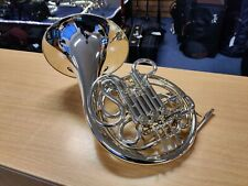 More details for conn 8d full-double french horn - nickel silver (brand-new instrument)