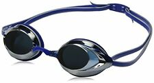 NEW Speedo Vanquisher 2.0 Mirrored Swim Goggle Silver Blue FREE SHIPPING