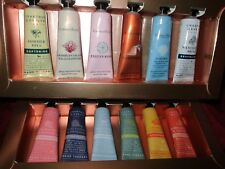 CRABTREE & EVELYN HAND THERAPY ULTIMATE COLLECTION 12 PC 0.9 OZ VARIETY GIFT NIB