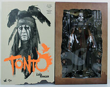 MMS217 Hot Toys 1:6 The Lone Ranger - Tonto Johnny Depp Figure