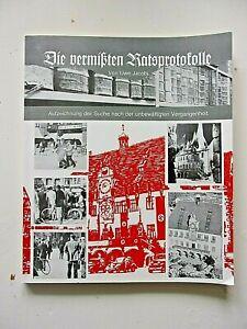 DIE VERMIßTEN RATSPROTOKOLLE HEILBRONN 1933 - 1944