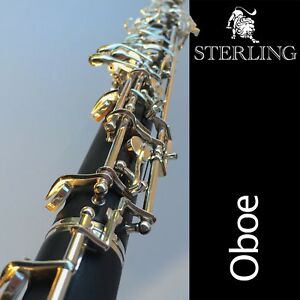 Sterling Composite OBOE • Model SWOB-E11 • Brand New • With Case and Bag•