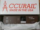 Accurail HO 5417 Wisconsin  Southern 50' Dbl. Plug-Door Boxcar