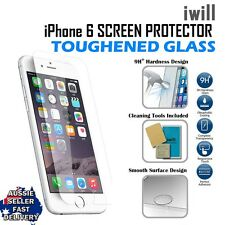 iwill Apple iPhone 6 Premium anti scratch Tempered Glass protector hardeness