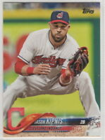 2018 Topps Cleveland Indians Complete Team Set Series 1 2 & Update 38 cards