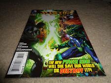 Justice League #31 Comic Book Key 1St Jessica Cruz App. Hot! 2014 Nr-Mint