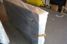 Hypnos shallow platform top base 90x190 single 3ft *Chocolate faux suede*