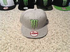 Monster Energy Hat. New Era SnapBack Athlete Only