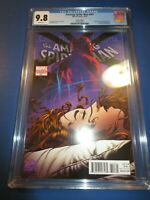 Amazing Spider-man #641 Awesome Queseda Variant CGC 9.8 NM/M Gorgeous gem wow