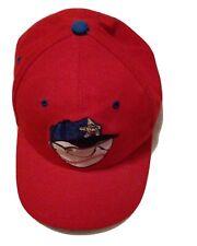 Rare USSS Secret Service National Baseball  Softball Team Hat Zephyr POTUS