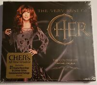 The Very Best of Cher the Colosseum Caesars Palace CD Las Vegas New Sealed