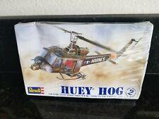 New ListingRevell Bell Huey Hog Helicopter 1 /48 Scale Model Kit