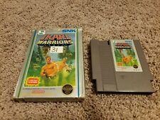 Ikari Warriors 1 - Nintendo NES - In Box - Not Complete