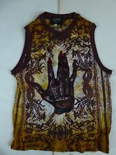 VINTAGE - JEAN PAUL GAULTIER MAILLE MUSCLE SHIRT - LARGE - MADE IN ITALY - RARE