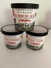 Freeze Dried Food - Backpacker's Pantry - Lot Of 3 Red Mountain Salsa Scrambler