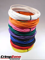 250 FEET 16 GAUGE GXL HIGH TEMP AUTOMOTIVE PRIMARY WIRE 10 COLORS 25 FT EACH