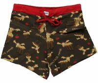 Lazy One Chocolate Moose Women's Boxers