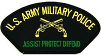 US ARMY MILITARY POLICE MP PATCH CROSSED PISTOLS SECURITY ASSIST PROTECT DEFEND