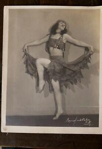 1920s Vaudeville PhotoGravure